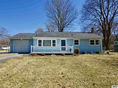 Jackson County Single Family Home For Sale: 4211 Alden Rd