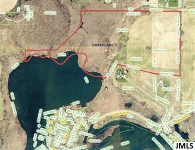Grass Lake MI Residential Lots & Land For Sale: $888,880