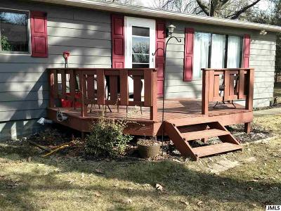 Clarklake Single Family Home Contingent - Financing: 8275 Hyde