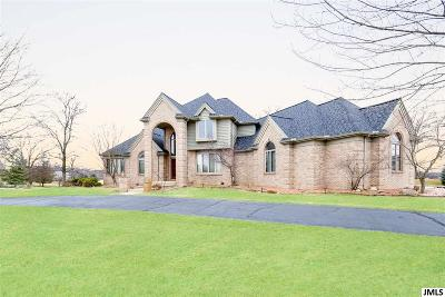 Single Family Home For Sale: 4605 Eagle Dr