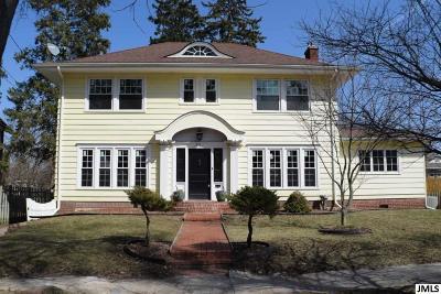 Jackson Single Family Home For Sale: 315 S Wisner St