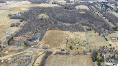 Jackson MI Residential Lots & Land For Sale: $66,900