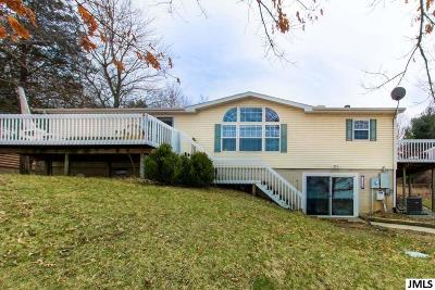 Single Family Home For Sale: 7660 Lakeview Dr