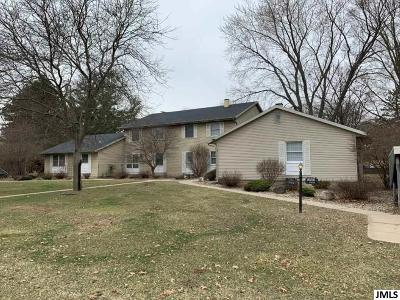Jackson Multi Family Home For Sale: 5900 Joymont