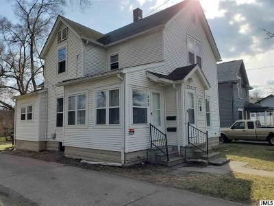 Jackson Multi Family Home For Sale: 175-177 W Prospect St