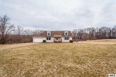 Parma Single Family Home Contingent: 8690 McCain Rd
