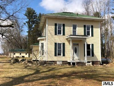 Parma Single Family Home Contingent - Financing: 6150 Brown Rd