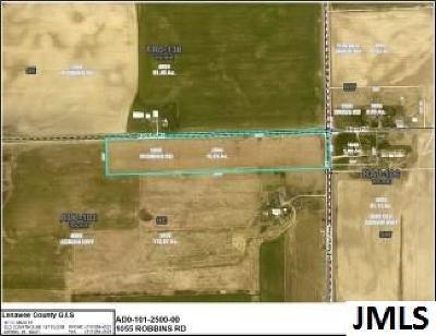 Tecumseh MI Residential Lots & Land For Sale: $65,000