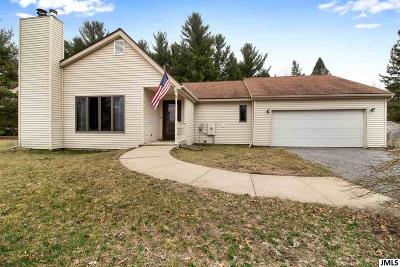 Mason Single Family Home For Sale: 460 E Dexter Trail