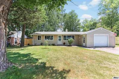Single Family Home Contingent - Financing: 569 Round Lake Dr
