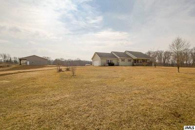 Grass Lake Single Family Home For Sale: 15011 Reiman