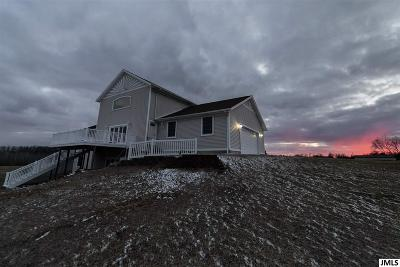 Grass Lake Single Family Home Contingent - Financing: 3500 Wolf Lake