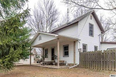 Single Family Home For Sale: 445 Devils Lake Highway