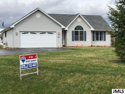Pleasant Lake Single Family Home Contingent - Financing: 4058 Erin Ct