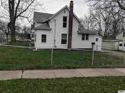 Jackson Single Family Home Contingent - Financing: 612 E North
