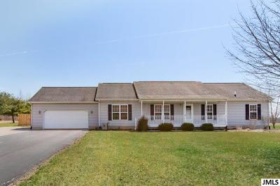 Single Family Home For Sale: 5521 Oakview Trail