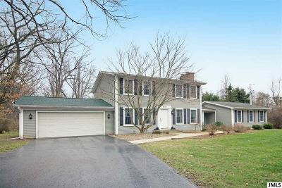 Jackson Single Family Home Contingent - Financing: 5427 Vrooman Rd