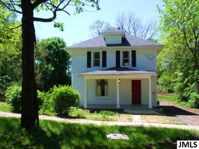 Jackson Single Family Home For Sale: 319 Wall