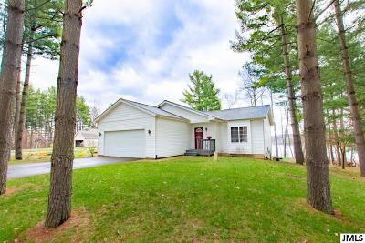 Pleasant Lake Single Family Home For Sale: 279 Dolores Dr