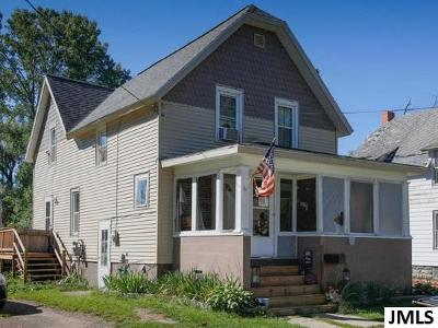 Albion Single Family Home Contingent - Financing: 114 River St
