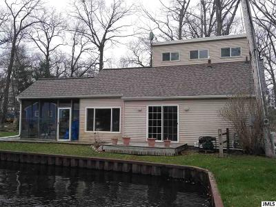 Grass Lake Single Family Home Contingent - Financing: 3098 Mack Island Rd