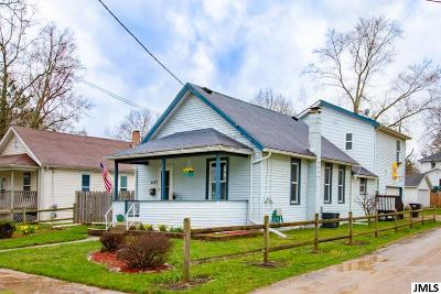 Jackson Single Family Home For Sale: 212 N Thompson St