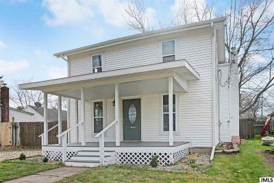 Parma Single Family Home Contingent - Financing: 214 E Moe St