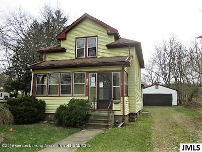 Single Family Home For Sale: 1429 Whitney St