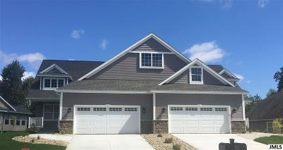 Jackson Condo/Townhouse For Sale: 4023 Stoneridge Dr