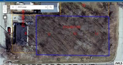 Jackson Commercial Lots & Land For Sale: 2600 Page Ave