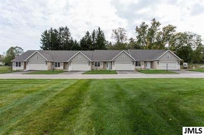 Jackson Condo/Townhouse For Sale: 3725 Terrace Hills Ln