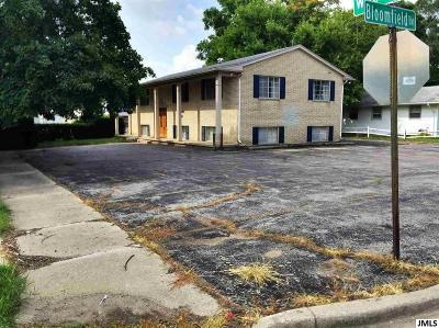 Jackson Commercial/Industrial For Sale: 1700 Woodbridge St