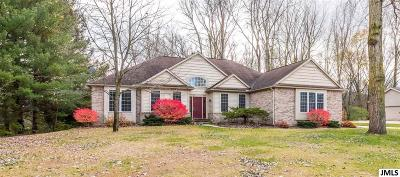 Jackson Single Family Home Contingent - Financing: 1801 Wandering Creek Dr