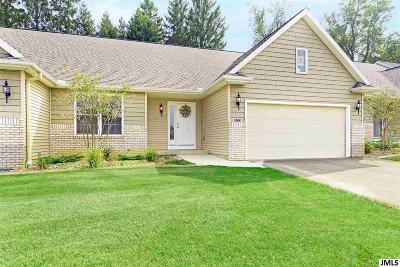 Jackson Condo/Townhouse For Sale: 3661 Terrace Hills Ln