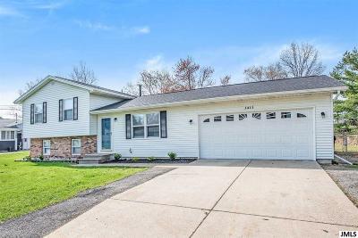 Jackson Single Family Home Contingent - Financing: 1411 Joseph