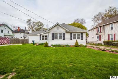 Jackson Single Family Home Contingent - Financing: 314 N West Ave