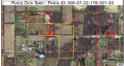 Parma MI Residential Lots & Land For Sale: $199,900