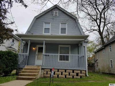 Jackson Single Family Home Contingent - Financing: 1003 Jackson St