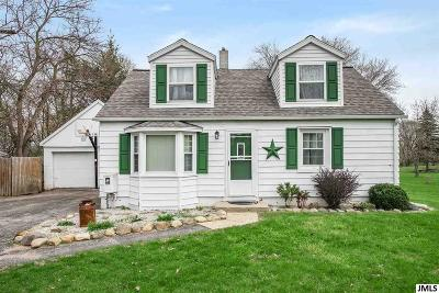 Jackson Single Family Home Contingent - Financing: 4014 E South St