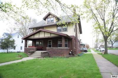 Jackson Single Family Home For Sale: 414 N East Ave