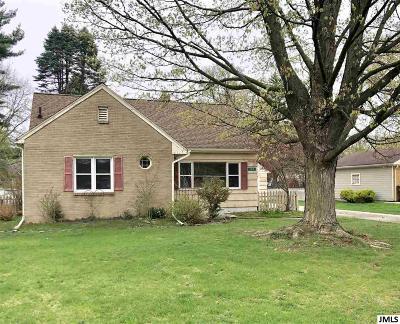 Jackson Single Family Home Contingent - Financing: 1514 Kensington Dr