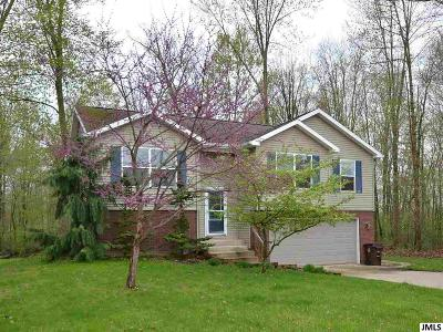 Jackson Single Family Home Contingent - Financing: 5230 Grand River Circle