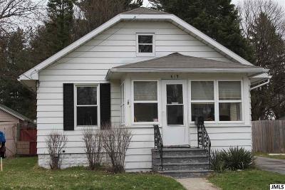 Jackson Single Family Home For Sale: 619 Orange St