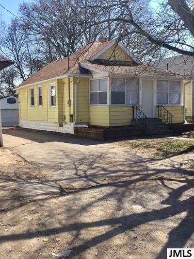 Jackson Single Family Home For Sale: 201 W Palmer