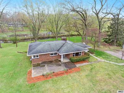 Concord Single Family Home For Sale: 3675 Albion Rd