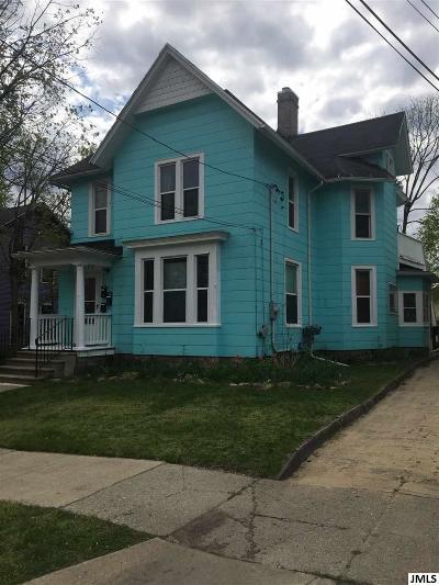 Jackson Multi Family Home For Sale: 311 W Mason