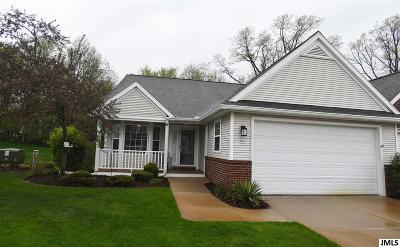 Jackson Condo/Townhouse For Sale: 846 E Barrington Circle