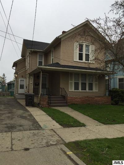 Jackson Multi Family Home For Sale: 511 Second St