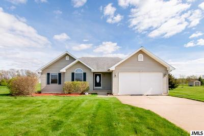 Single Family Home Contingent - Financing: 4080 Erin Ct