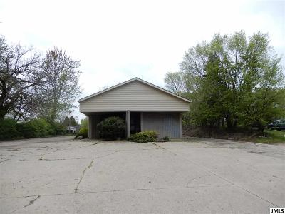 Jackson County Commercial/Industrial For Sale: 1010 Burr St